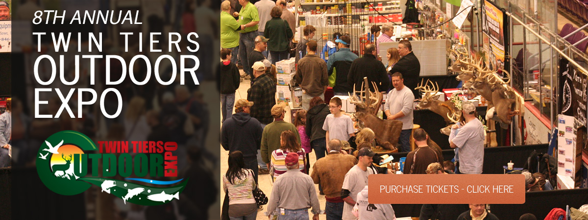 Register Now for Twin Tiers Outdoor Expo